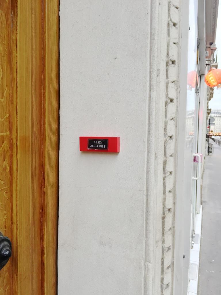 """Clockwork Orange""""Alex Delarge""""– Le Sonneur – 2014 – Paris"""
