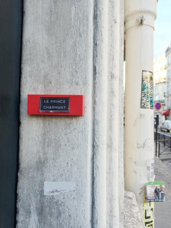 Tout près– Le Sonneur – 2015 – Paris
