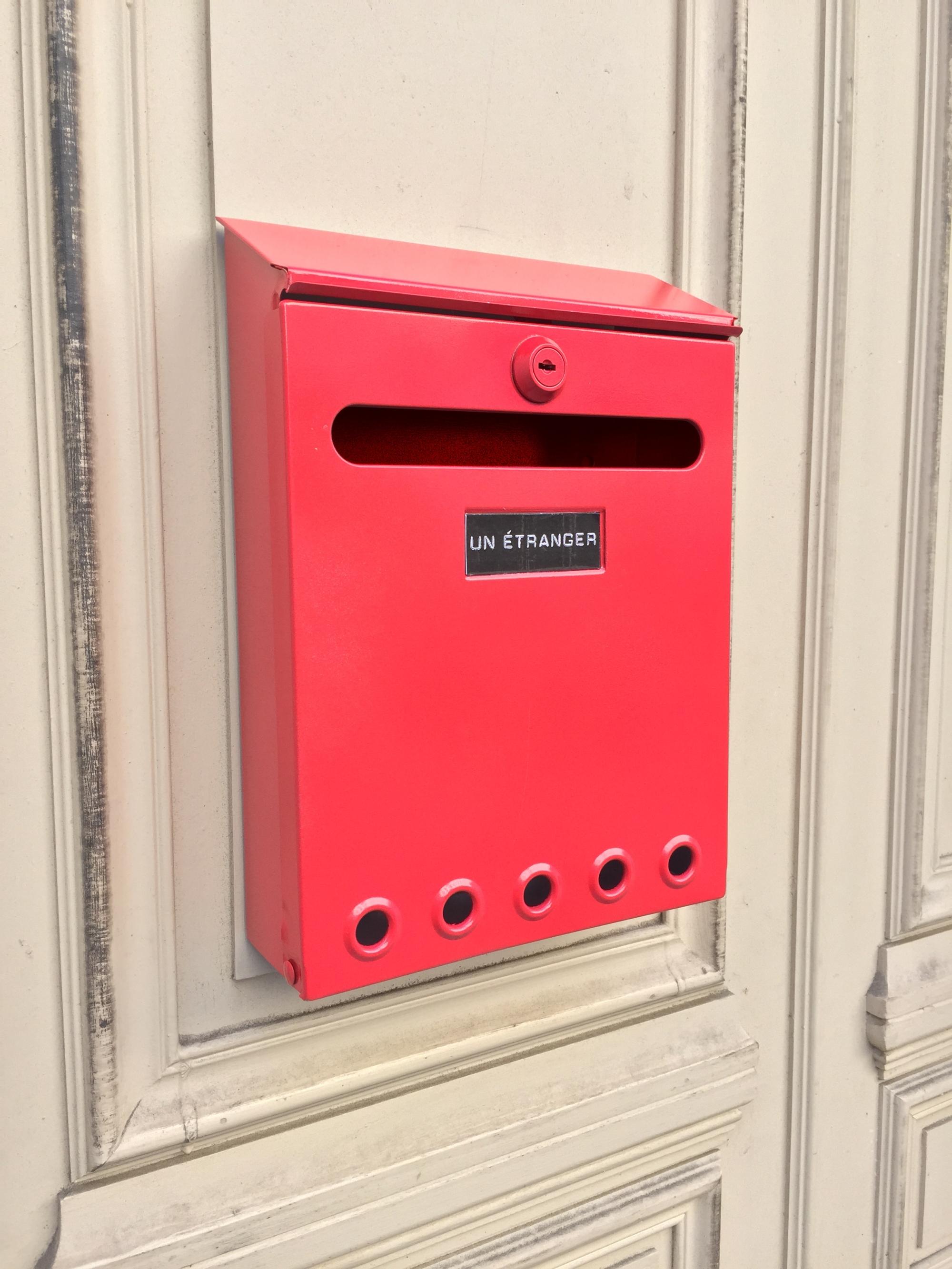 Boxe 4 – Paris 9ème arrondissement – 2015 – Le Sonneur