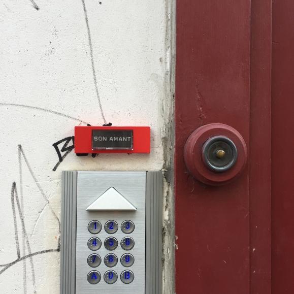 """Sous surveillance """"Stalker II"""" - Paris 9ème arrondissement - 2015 - Le Sonneur"""