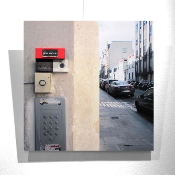 """""""Mon amour"""" - Paris – 2015 – Le Sonneur"""