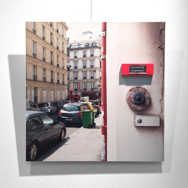 """""""Le prince charmant"""" - Paris – 2015 – Le Sonneur"""