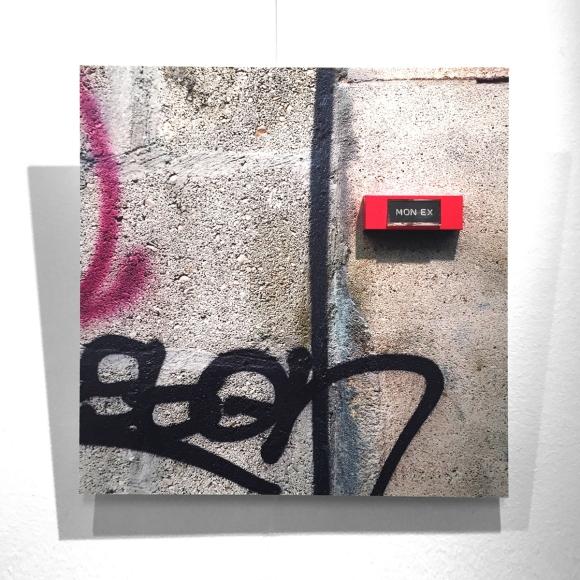 """""""Mon ex"""" - Paris – 2015 – Le Sonneur"""