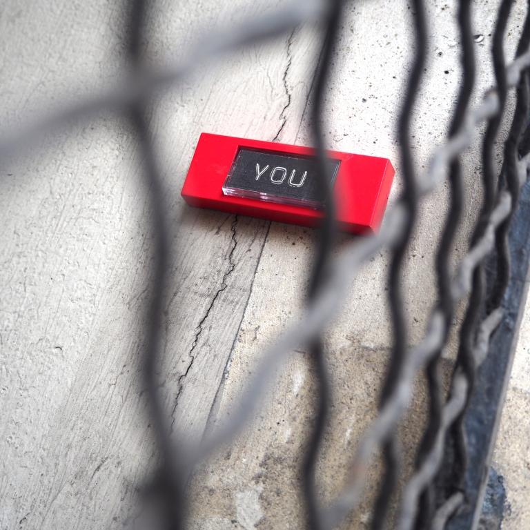Where are you ? « You » – Paris – 2016 – Le Sonneur
