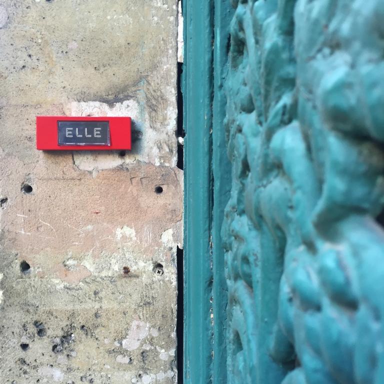 « Elle » – Paris – 2016 – Le Sonneur