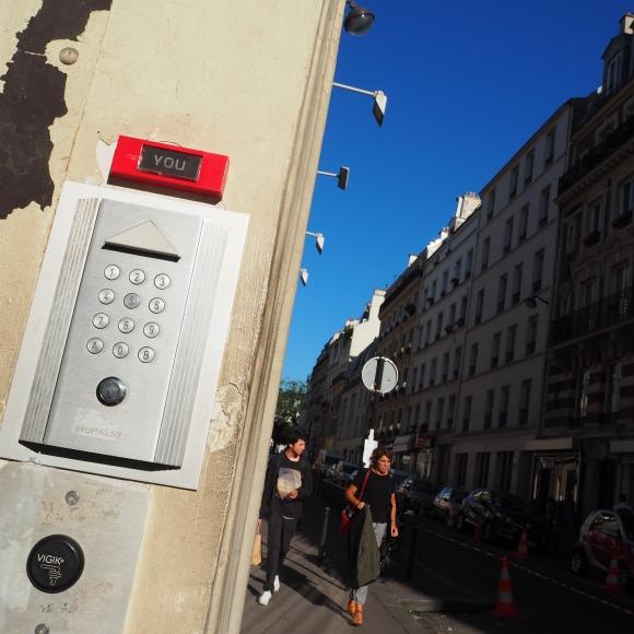 « You » – Paris – 2016 – Le Sonneur