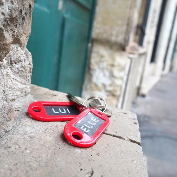 Lost and found « Elle » & « Lui » – Paris – 2017 – Le Sonneur