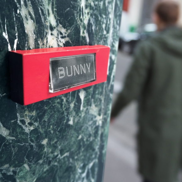 « Bunny » Easter Egg – Paris – 2017 – Le Sonneur