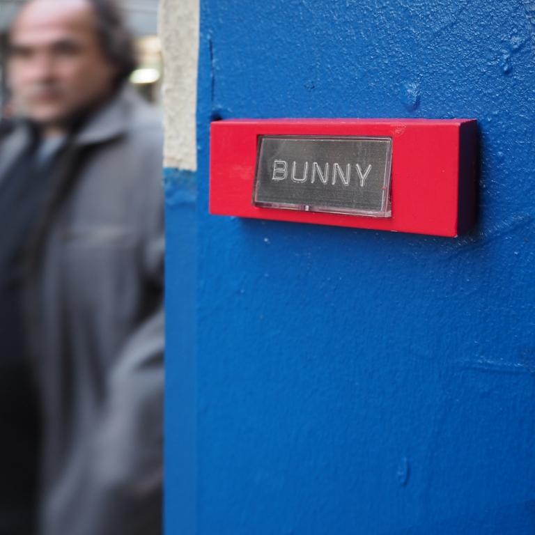 « Bunny » Easter Egg – Paris – 2017 – Le Sonneur