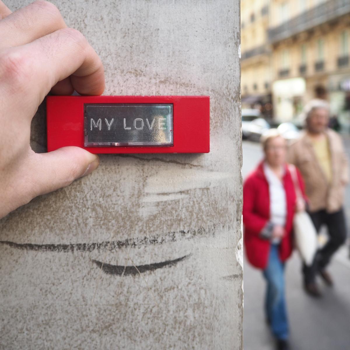 « My Love» – Paris – 2017 – Le Sonneur