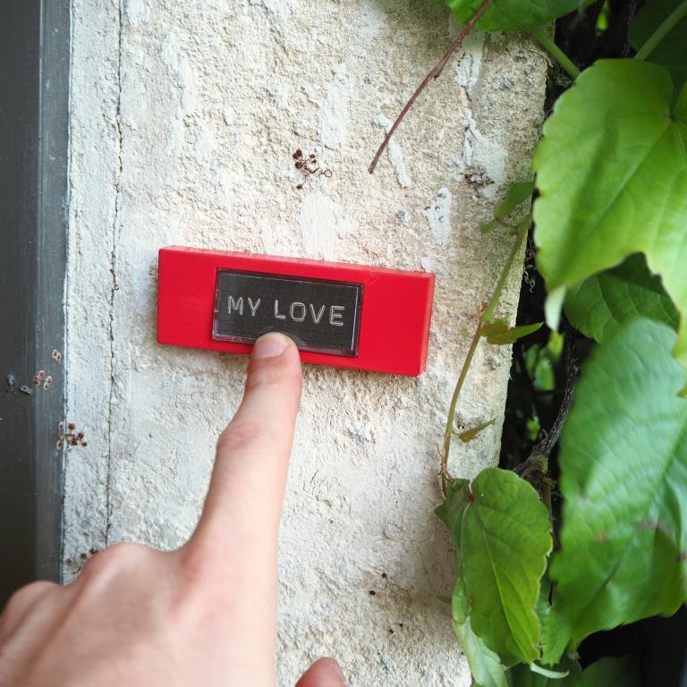 « My Love » – Baumanière Les Baux de Provence – 2017 – Le Sonneur