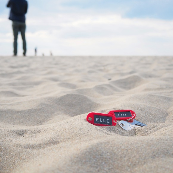 Abandoned Keys « Elle » et « Lui » – Deauville – 2017 – Le Sonneur