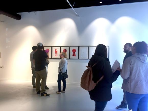 """Exhibition """"Le Sonneur"""" - West End Art Space - Melbourne - Australia : 1 - 29 July 2017"""