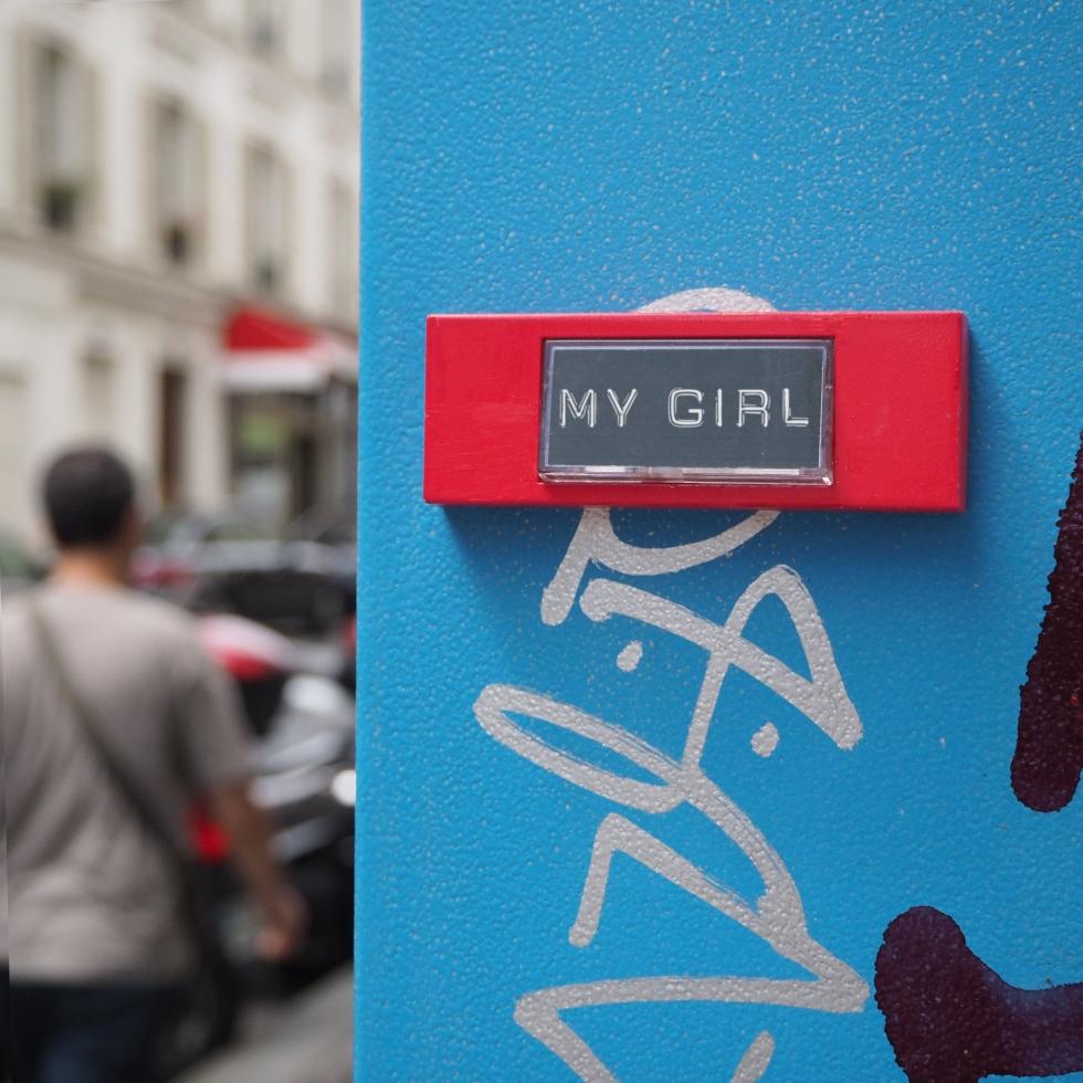 « My Girl» – Paris – 2017 – Le Sonneur