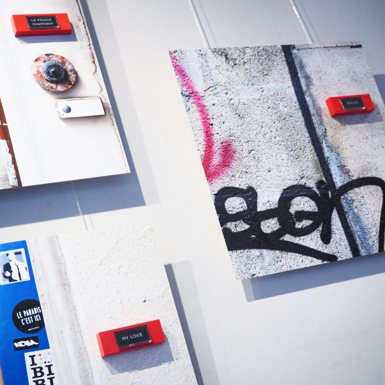 Exhibition at Galerie L'Oeil Ouvert - 1 Rue Lucien Sampaix 75010 Paris - 2017
