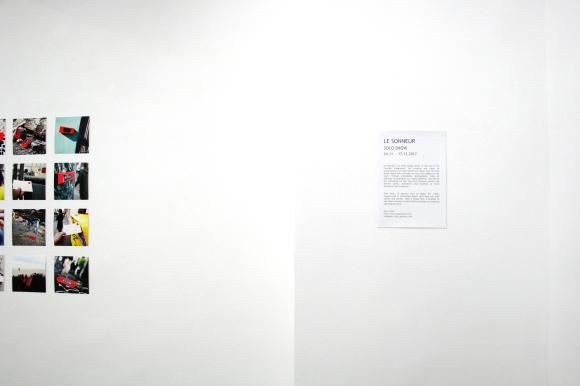 Solo Show   Green Hill Gallery   Berlin   24/11/17 - 17/12/17   Curator : Noémie Richard   Photos : Carolina Grillet