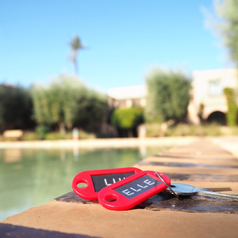Abandoned Keys « Elle » et « Lui » – Marrakech – 2018 – Le Sonneur