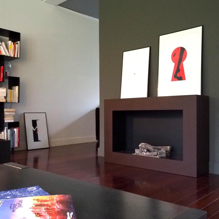 In a collector's house - Paris – 2018 – Le Sonneur