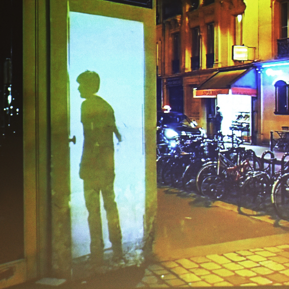 """Fleeting Doors : Le Sonneur"" - Video Exhibition - Ambiance2018 - Tokyo - Shibuya - Japan : Février 2018"