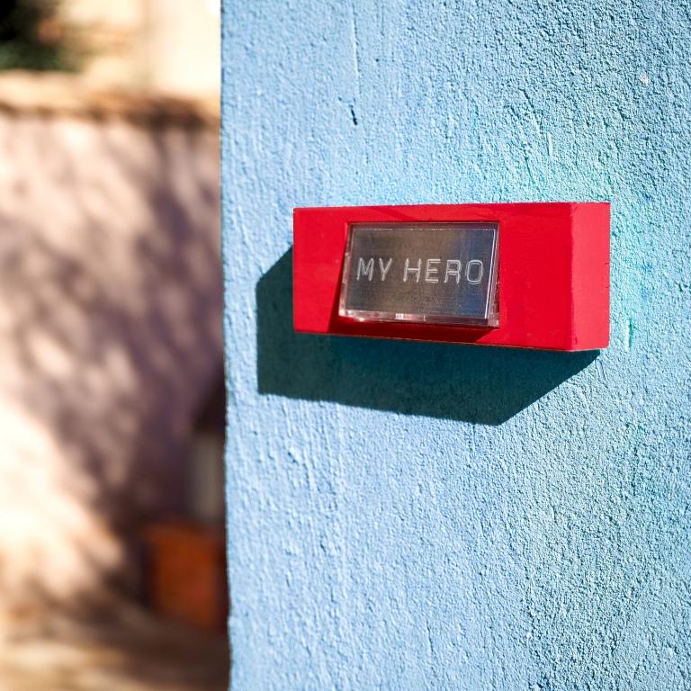 Bell « My Hero » – Marrakech – 2018 – Le Sonneur