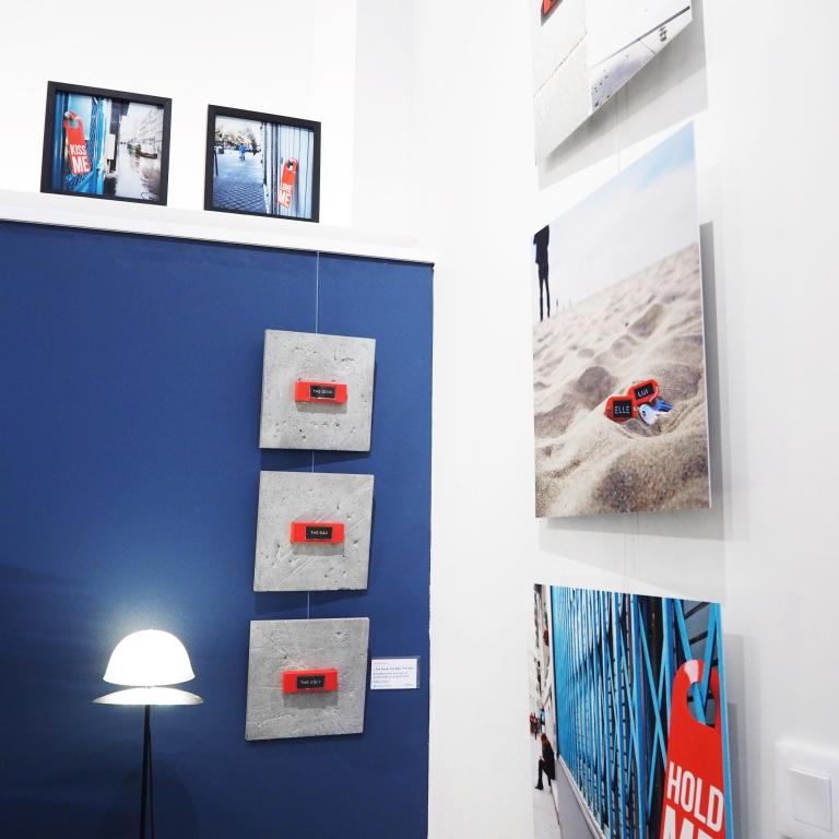 """Exhibition """"Elle et Lui"""" - Galerie BY CHATEL 58 Rue des Tournelles 75003 Paris - Du 24 Mai au 24 Juin 2018"""