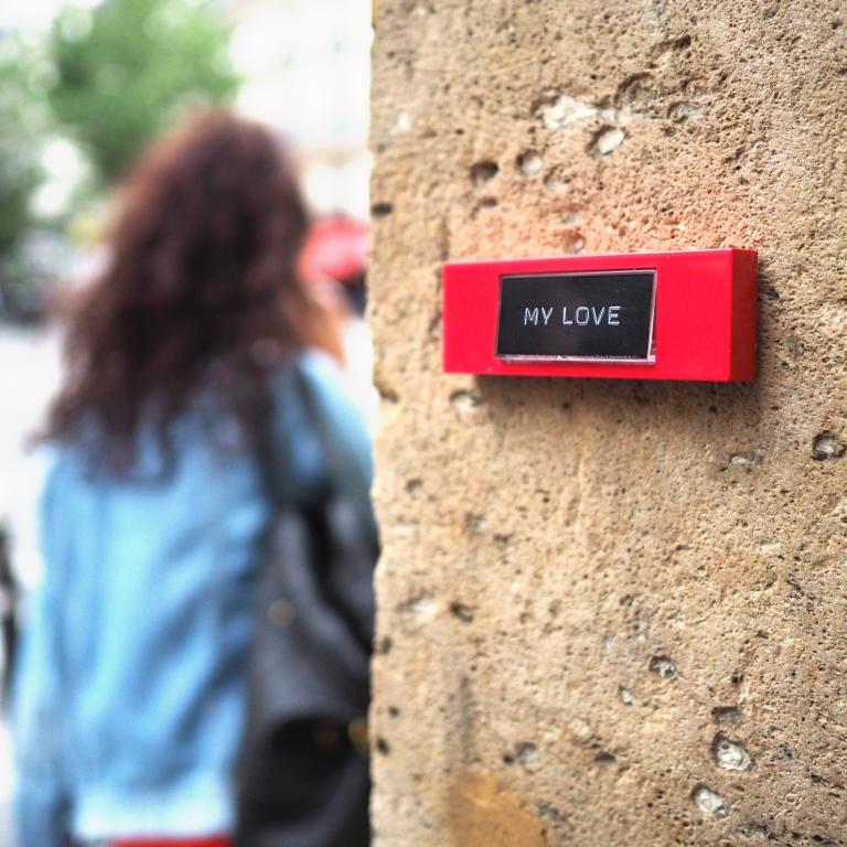 Bell « My Love » – Paris – 2018 – Le Sonneur