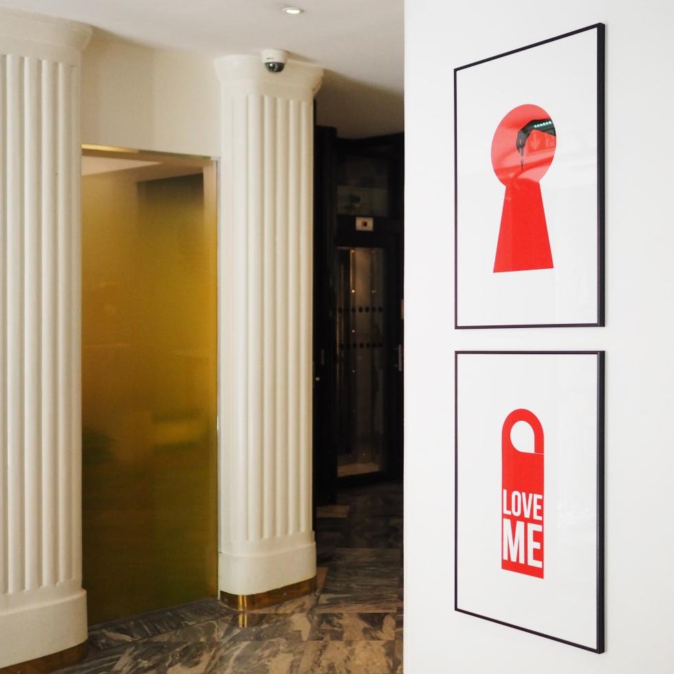 Drawings – Hôtel de Noailles - Paris – 2018 – Le Sonneur