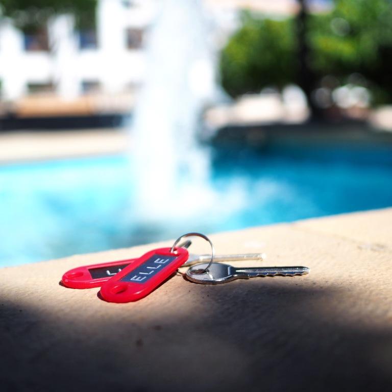 Abandoned Keys « Elle » et « Lui » – Albufeira – 2018 – Le Sonneur