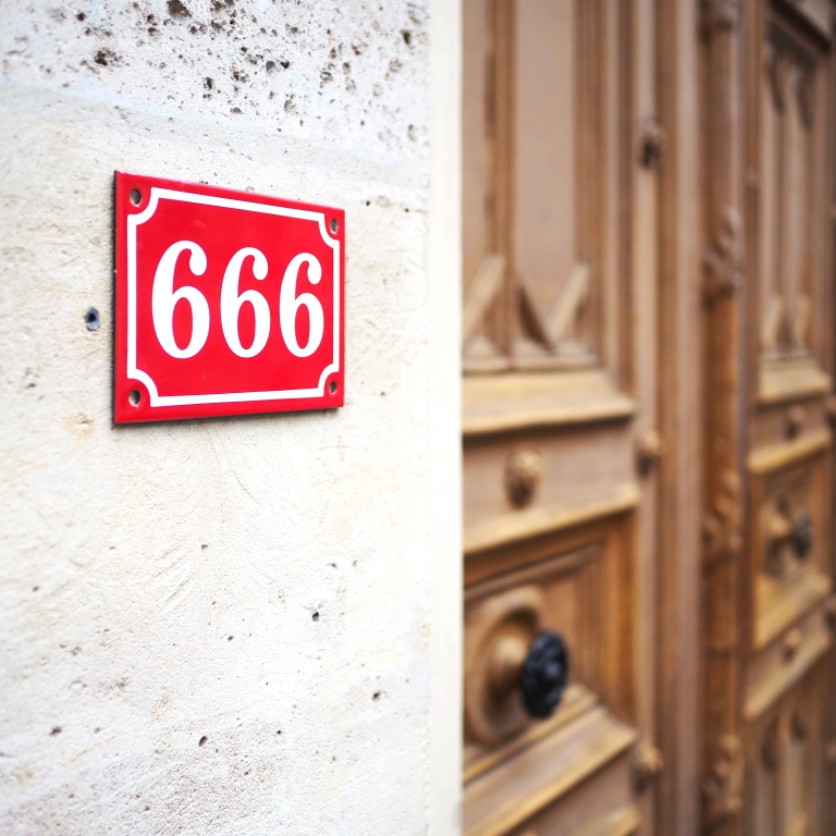 Numbers « Devil Inside » – Paris – 2018 – Le Sonneur