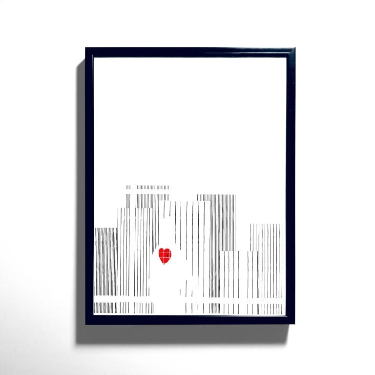 « Next Door » Drawings - Paris - 2019 - Le Sonneur