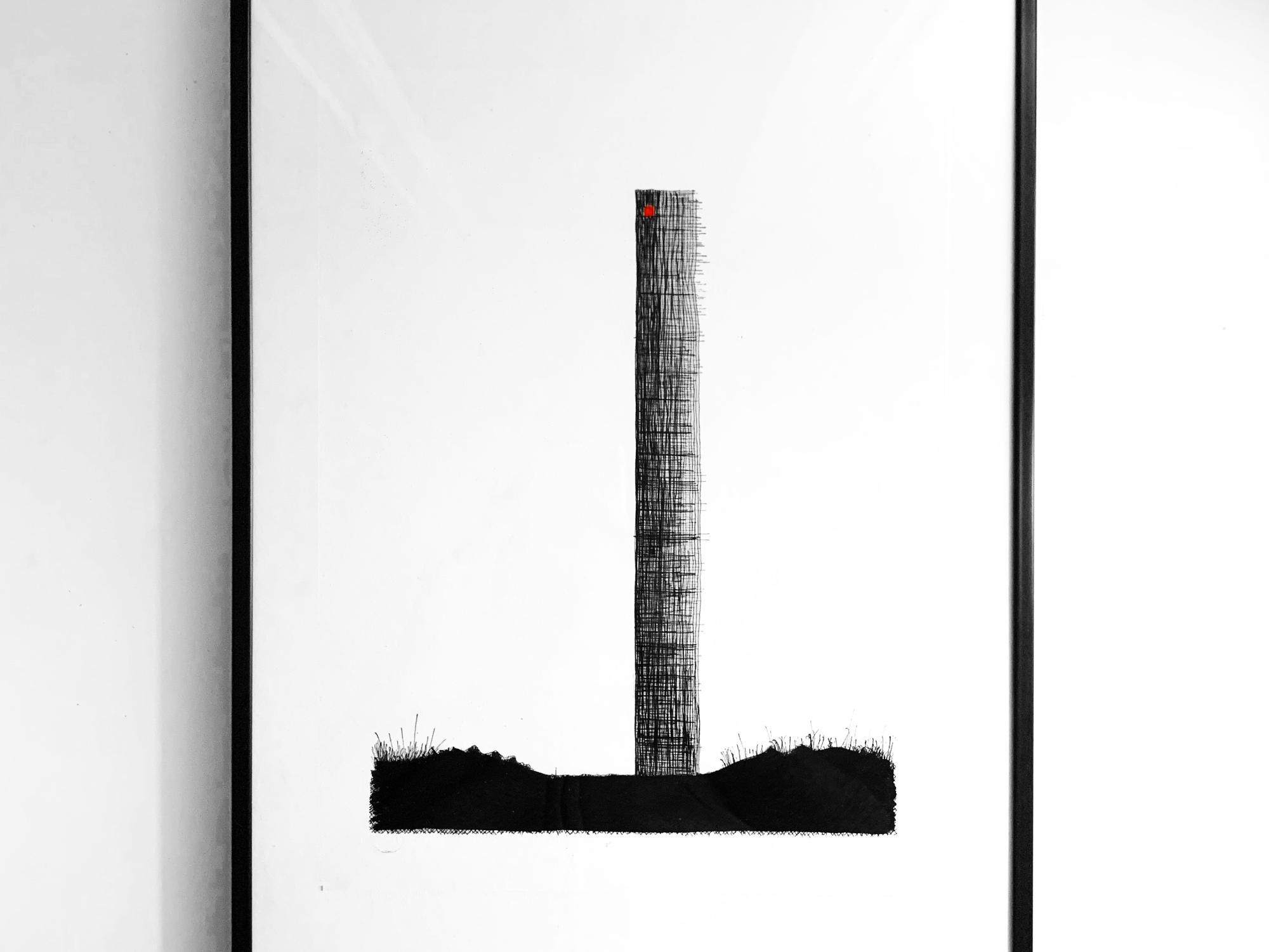 Drawings - Paris - 2019 - Le Sonneur