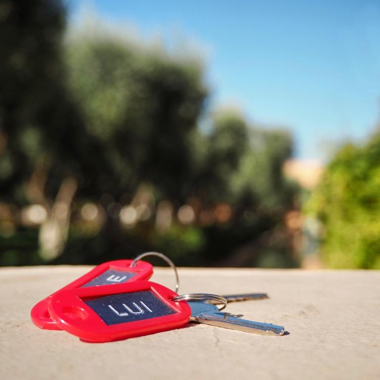 """""""Elle & Lui"""" Keys - Marrakesh - Le Sonneur - 2019"""