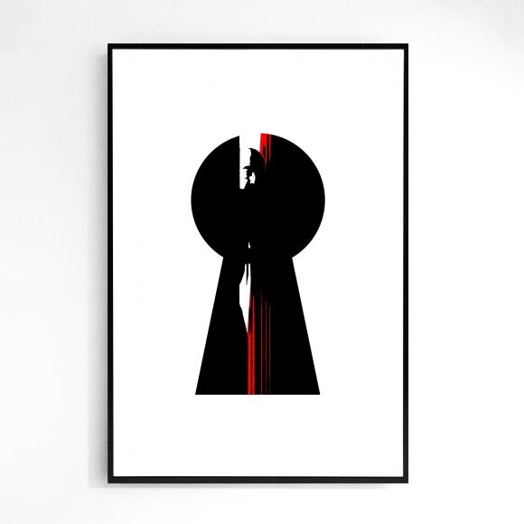 Keyholes prints - Le Sonneur - 2017