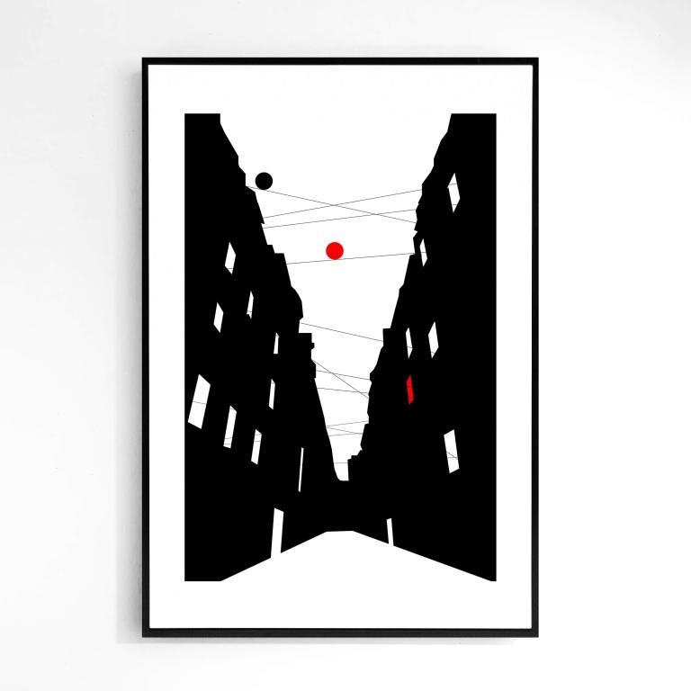 """""""In Between"""" - Pathway Prints - Le Sonneur - 2019"""