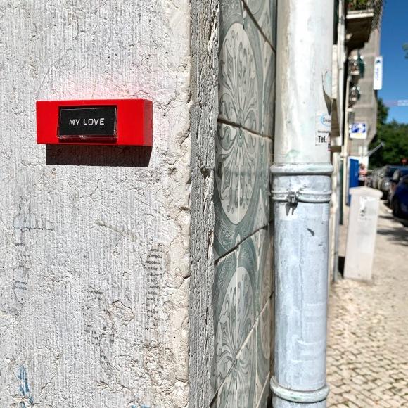 « My Love » Bell – Le Sonneur – Lisbon – 2019