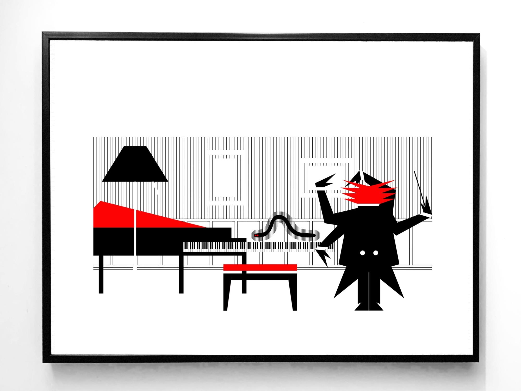 Le Soliste et Le Maestro – The Hotel – Le Sonneur – 2020