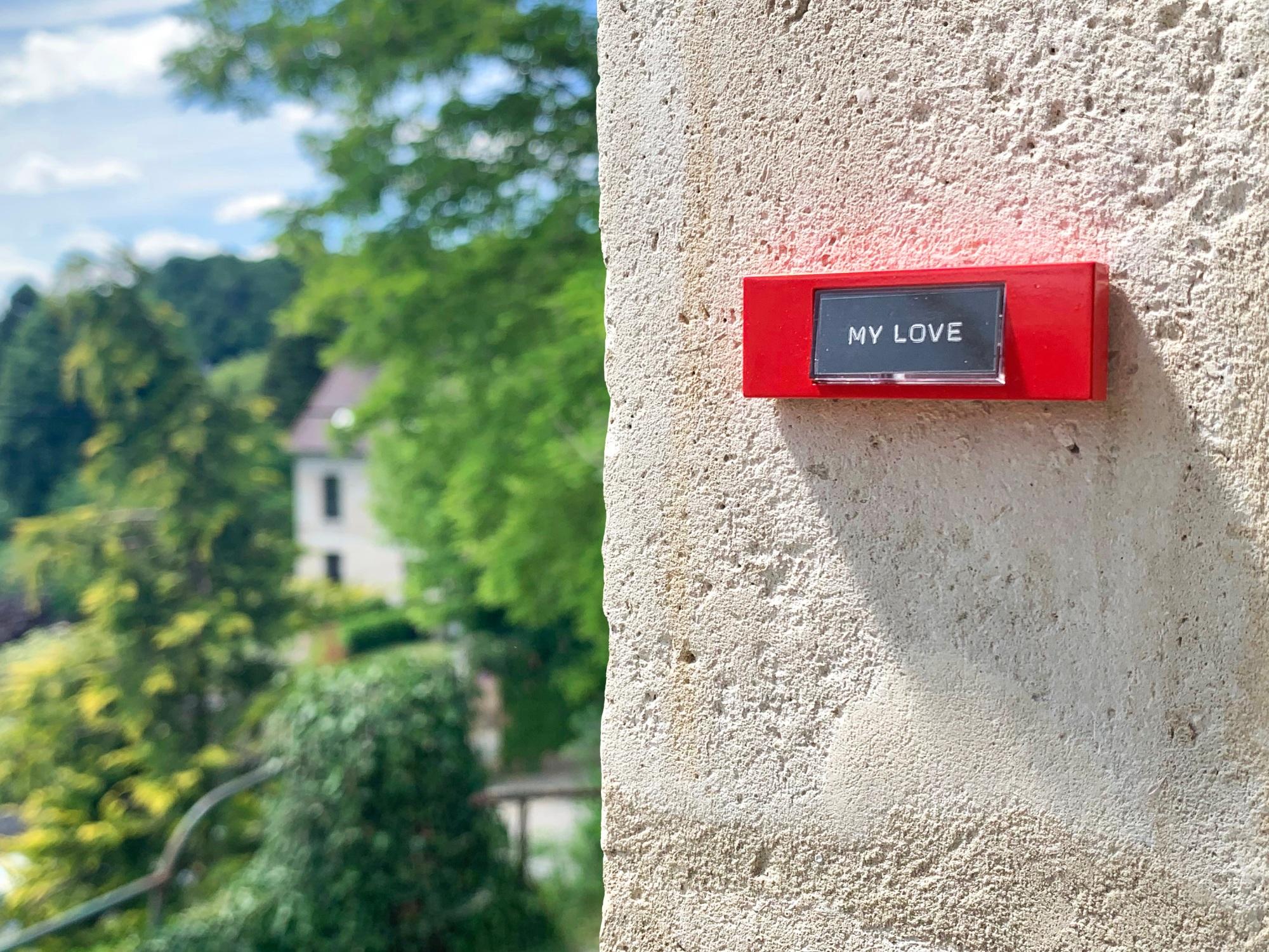 Bell « My Love » – Le Sonneur – Somewhere – 2020