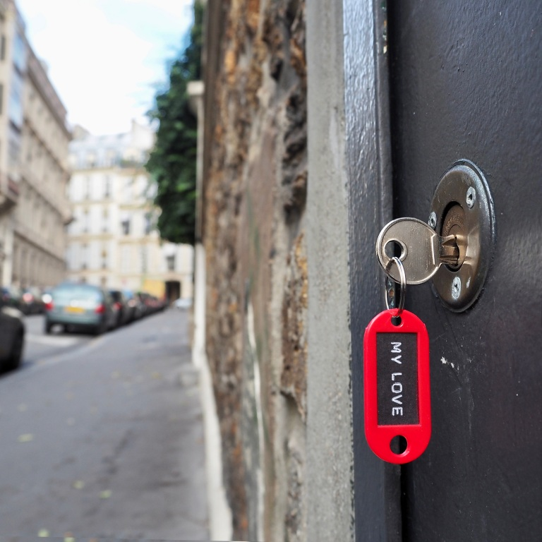 """My Love"" Abandoned Key - Paris - Le Sonneur - 2020"
